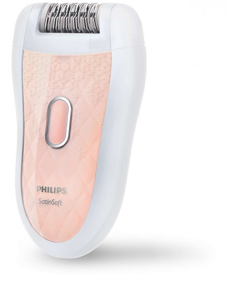 Philips SatinSoft Epilator HP6519