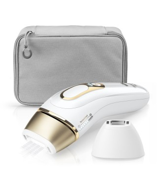 Braun IPL Silk·expert Pro 5 PL5117 Latest Generation IPL 400,000 flashes, Permanent Visible Hair Removal